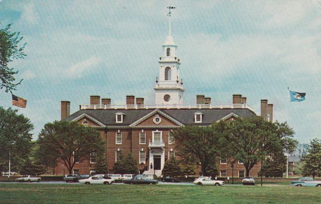 The New State House - Dover DE, Delaware