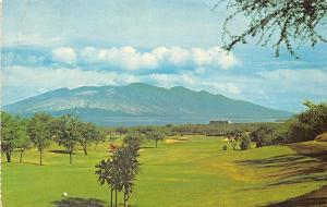 Hawaii Maui, Magnificent Wailea Golf Course at Kihei, Landscape