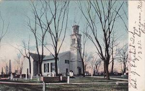 Virginia Richmond Saint Johns Church 1909
