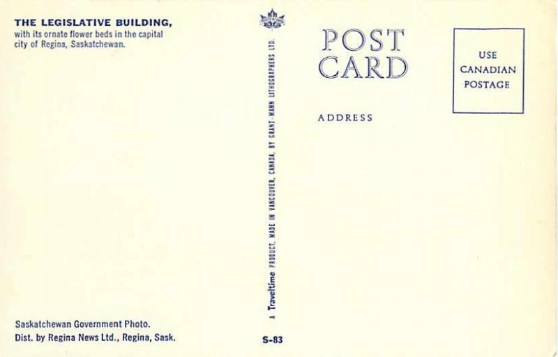 Legislative Building, Regina, Saskatchewan SK, Canada, Chrome