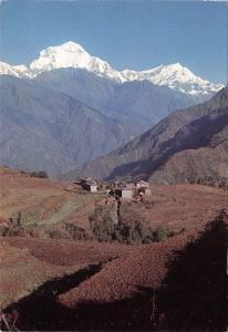 BF1560 dhaulagiri   Nepal