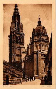 CPA Toledo Catedral SPAIN (743825)