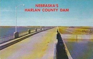 Nebraska Nebraskas Harlan County Dam