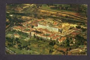 CA US Navy Naval Hospital SAN DIEGO CALIFORNIA Postcard
