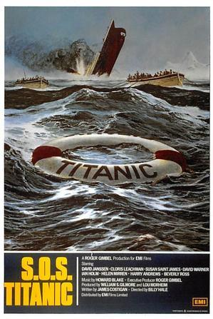 S.O.S. Titanic Movie Poster Postcard Movie Poster Postcard S.O.S. Titanic
