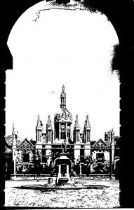 England Cambridge King's College