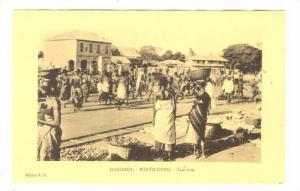 PORTO-NOVO.- Tam Tam (Dahomey) 00-10s