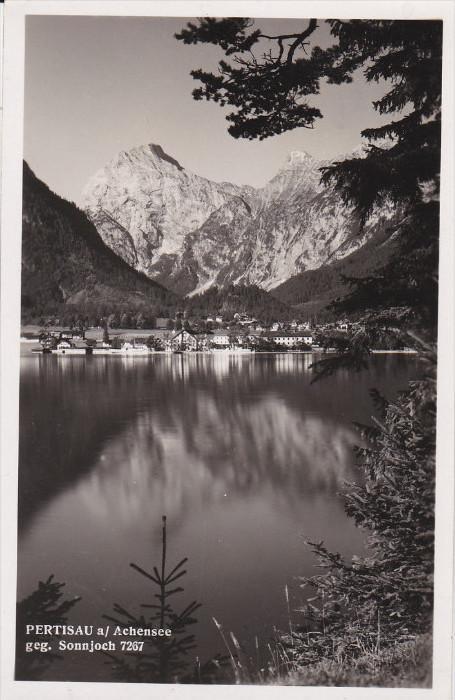 RP; PERTISAU a/ Achensee geg. Sonnjoch, Tirol, Austria, PU-1950