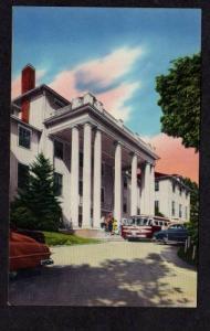 NC Ridgecrest Baptist Assembly NORTH CAROLINA Postcard