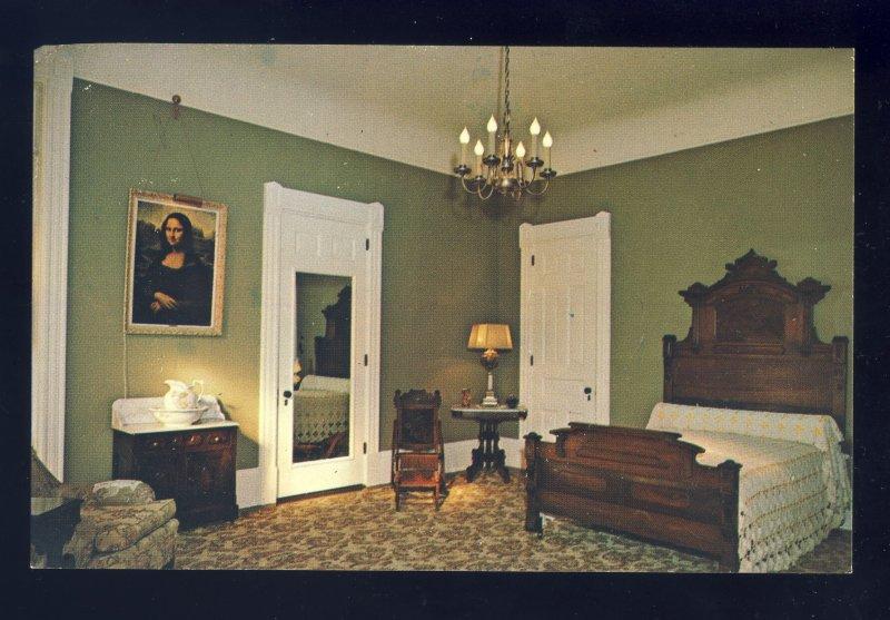 Proctor, Vermont/VT Postcard, Wilson Castle, Victorian Bedroom Suite