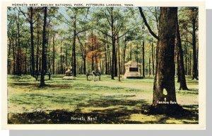Pittsburg Landing,Tennessee/TN Postcard,Hornet's Nest/Shiloh