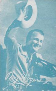 Cowboy Arcade Card Roy Rogers
