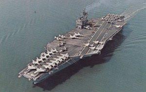 Aircraft Carrier U.S.S. John F. Kennedy (CV-67) , 1973