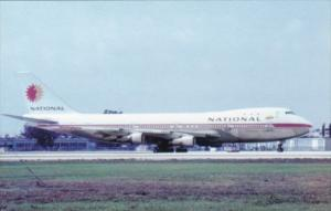 National Airlines Boeing 747
