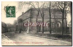 Old Postcard Chateau d & # 39eau Rochefort sur Mer