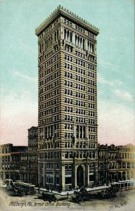 USA - Pittsburgh Pennsylvania Arrott Office Building 03.81
