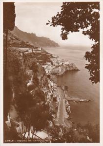 RP; AMALFI, Salerno, Campania, Italy; Visione dai Cappuccini, 10-20s