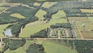 Aerial view of the beautiful Green Gables Golf Course,  Cavendish,  Prince ...