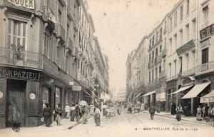 France Montpellier Rue de la Loge 01.49
