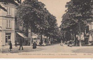 LA FERTE-SOUS-JOUARRE (Seine-et-Marne) , France , 00-10s ; Le Boulevard Turenne