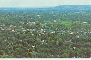 Canon City Colorado Aerial View Of City Vintage Postcard K62540