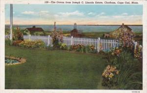 Massachusetts Cape Cod Chatham The Ocean From Joseph C Lincoln Estate