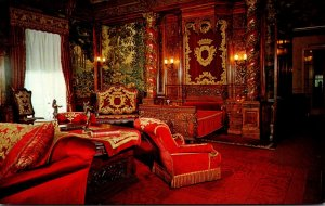 New York Hyde Park Mr Frederic W Vanderbilt Bedroom Vanderbilt Mansion Nation...