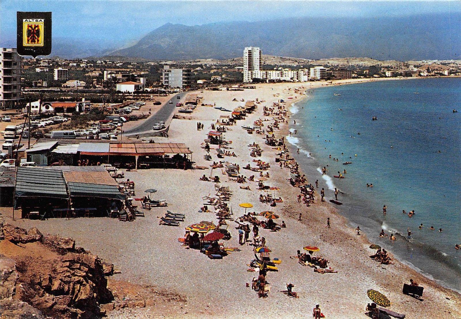 Alle nye Spain Alfaz del Pi Altea Plage de l'Albir Beach Playa del Albir FA-37