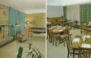 Collingwood, Ontario , Canada , 1950-60s ; Mariner Motor Hotel
