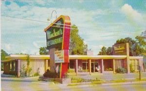 Georgia Valdosta Minchew's Restaurant