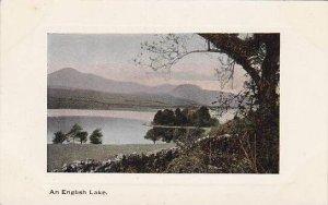 Scotland An English Lake
