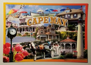 Cape May, New Jersey Postcard