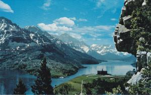 Waterton Valley, WATERTON LAKES, Alberta, Canada, 40-60´s
