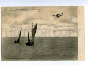 205273 FRANCE AVIATION airplane Caudron Freres Poidevin