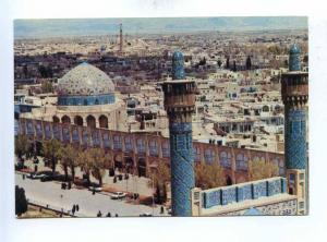 192939 IRAN mosque AIR ADVERTISING old photo postcard