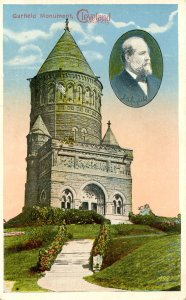 OH - Cleveland. President Garfield Monument