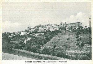 CARTOLINA d'Epoca - ALESSANDRIA: VIGNALE MONFERRATO