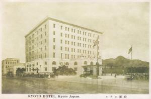 Kyoto Hotel , Kyoto , Japan , 30-50s