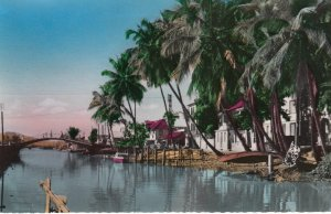 RP: FORT-DE-FRANCE , Martinique , 1930s ; Levassor River