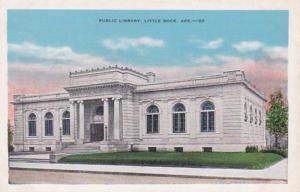 Arkaansas Little Rock Public Library