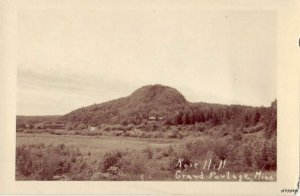 REAL PHOTO ROSE HILL GRAND PORTAGE, MN RP