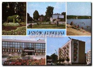 Postcard Modern Janow Lubelski Elephant