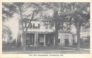 Jonesburg Missouri~The Old Homestead~Modern Rooms~1920s PC