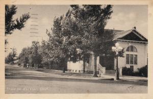 ESTEVAN , Saskatchewan , Canada , 1947 ; Third street