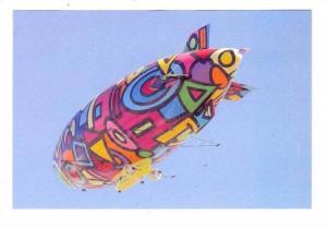 Multi-Colored Blimp, 50-70s