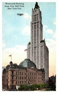New York City   Woolworth Building