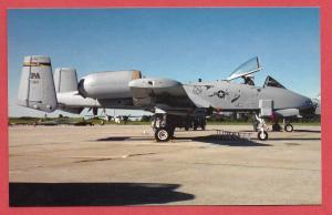 Aircraft - #30 - A-10A Warthog