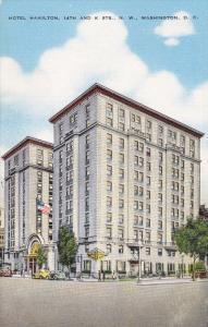 Hotel Hamilton , WASHINGTON D.C., 30-40s