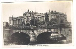 RP, Houses Of Parliament, Bridge, Stockholm, Sweden, 1920-1940s
