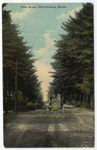 Old Orchard, Maine, Pine Road